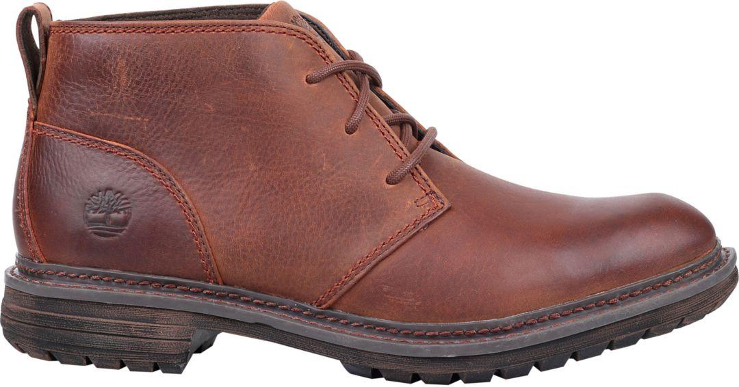 efe2b2daf6a Timberland Men's Logan Bay P/T Chukka Boots