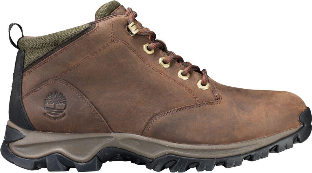 6a9bbea8735 Timberland Men's Mt. Maddsen Waterproof Chukka Boots