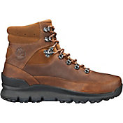 Timberland Men's World Hiker Mid Waterproof Hiking Boots