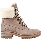 "Timberland Women's Courmayeur Valley 6"" Shearling Winter Boots"