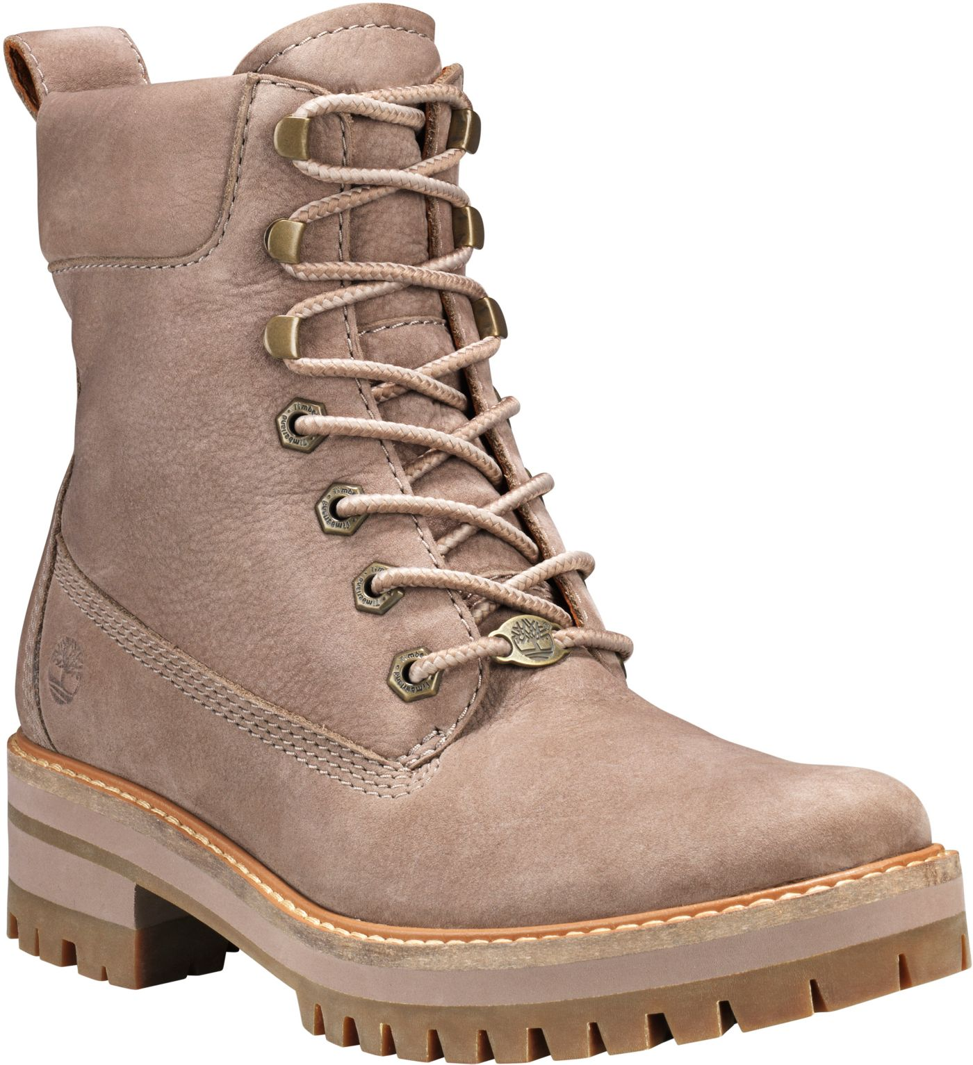 Timberland Women's Courmayeur Valley 6'' Casual Boots