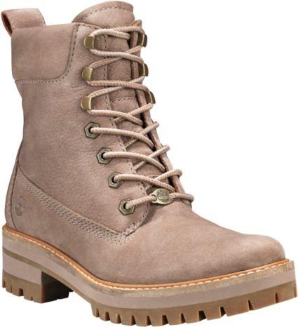 "Timberland Women's Courmayeur Valley 6"" Casual Boots"