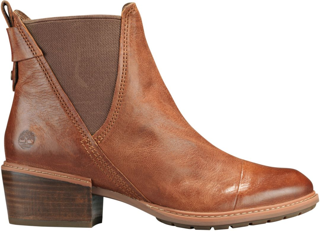d20f91e043d Timberland Women's Sutherlin Bay Chelsea Casual Boots