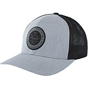 02968ea4a90 Product Image · TravisMathew Men s Black Bear Flexfit Golf Hat