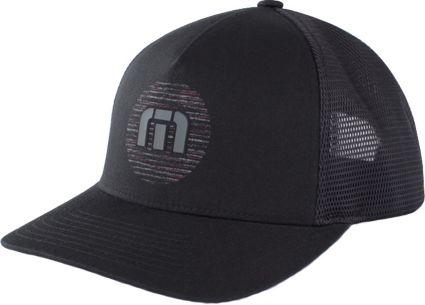 TravisMathew Men's BitMatt Snap Back Golf Hat