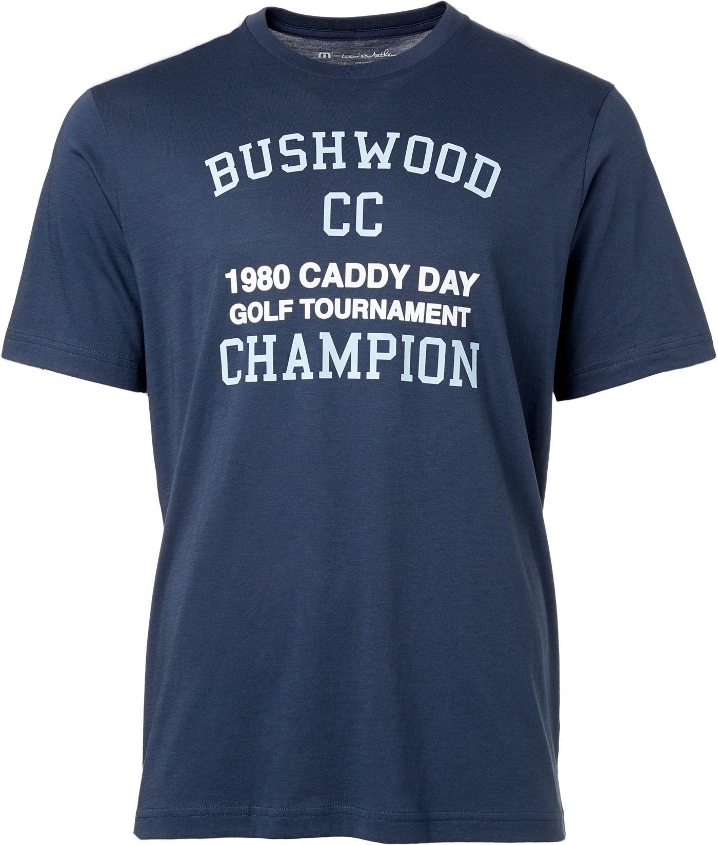 TravisMathew Men's Caddy Day Golf T-Shirt