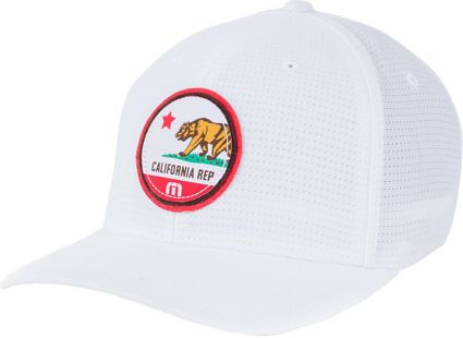 TravisMathew Men's Cali Patch Hat