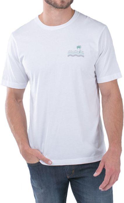 TravisMathew Men's Double Take Golf T-Shirt