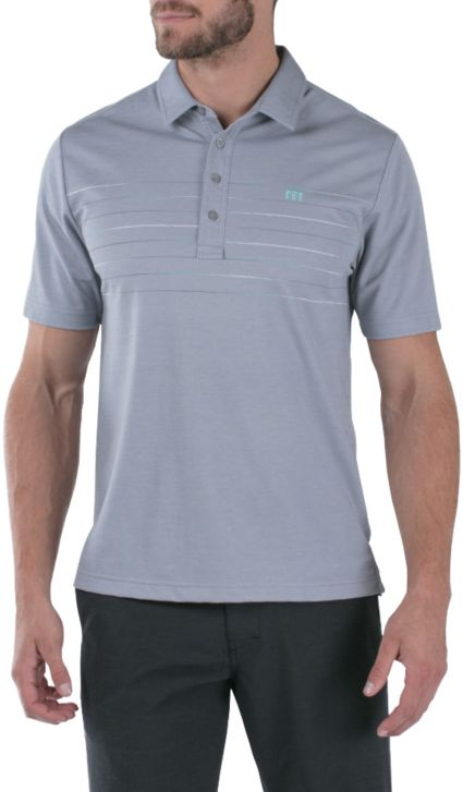 TravisMathew Men's Good Good Golf Polo