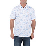 TravisMathew Men's Ahh Yeh Golf Polo