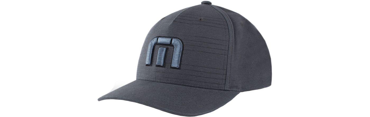 TravisMathew Men's Keelhaul Snap Back Golf Hat