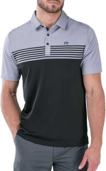 TravisMathew Men's Limardi Golf Polo