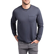 TravisMathew Men's Lanegan Crewneck Golf Sweater