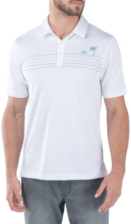 TravisMathew Men's Not 4 Everyone Golf Polo