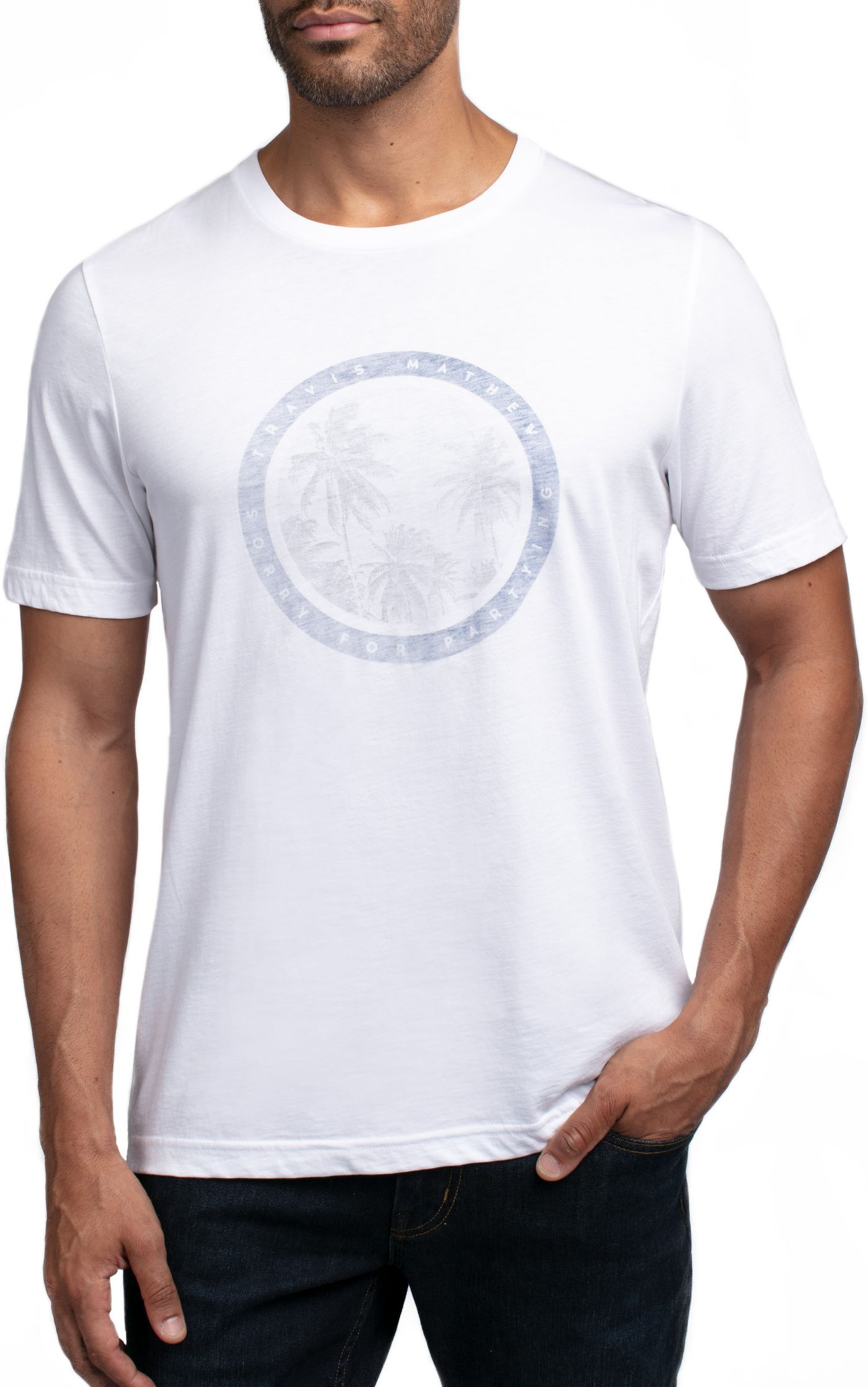 TravisMathew Men's Epic Golf T-Shirt