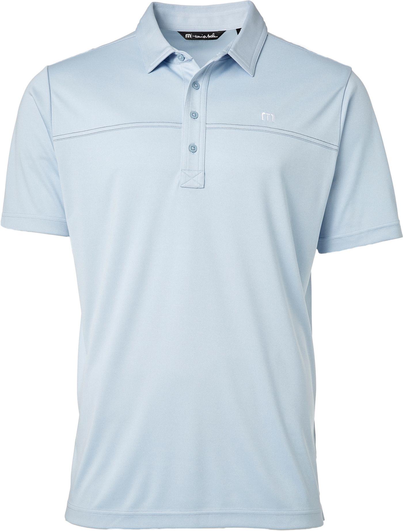 TravisMathew Men's Player Golf Polo