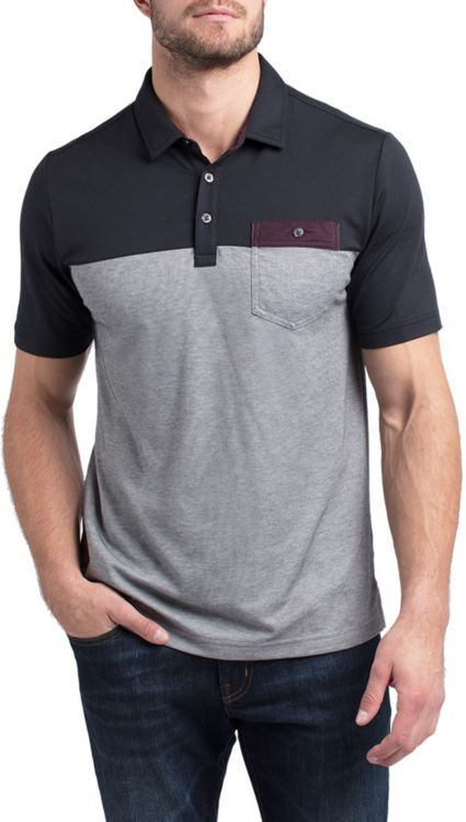 TravisMathew Men's Premium Economy Golf Polo