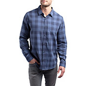 TravisMathew Men's Quinella Long Sleeve Golf Shirt
