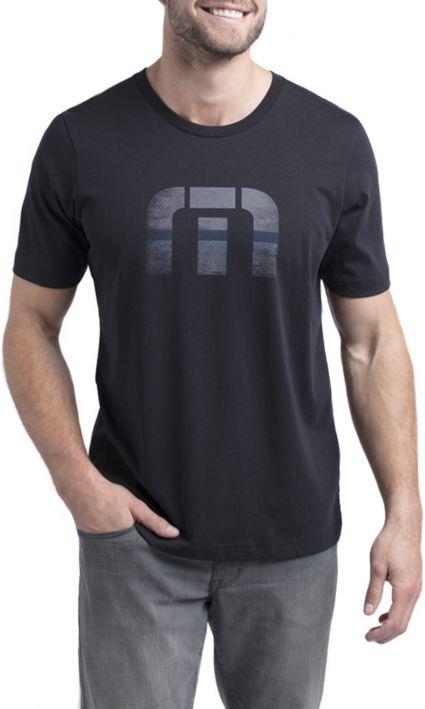 TravisMathew Men's Rock City Golf T-Shirt