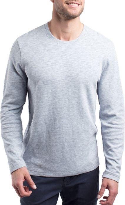 TravisMathew Men's Renner Long Sleeve Golf Shirt
