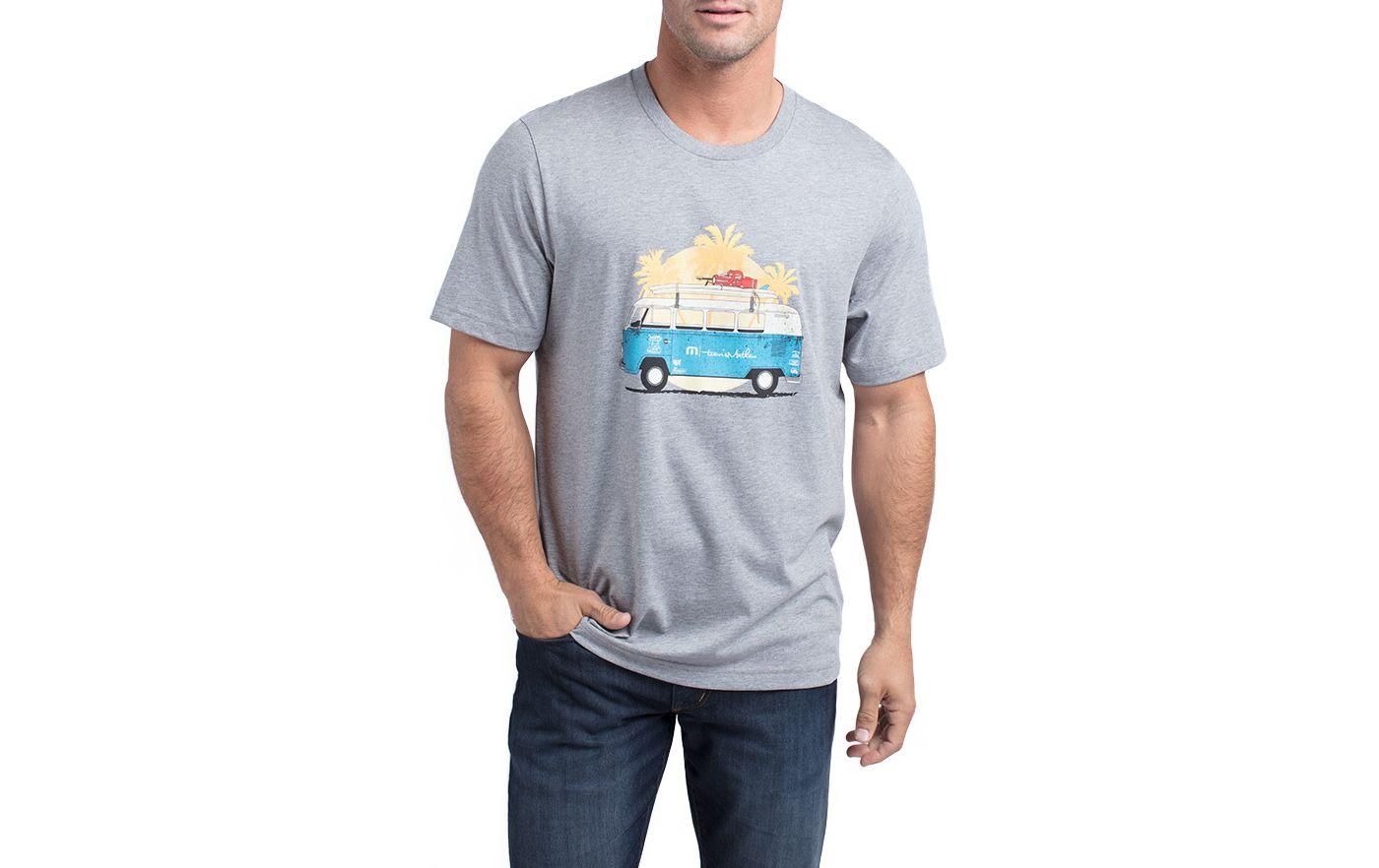 TravisMathew Men's Shibby Golf T-Shirt