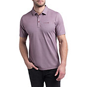 TravisMathew Men's Asleep At The Wheel Golf Polo