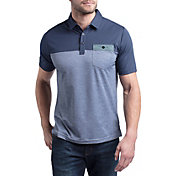 TravisMathew Men's Sandy Aigo Golf Polo