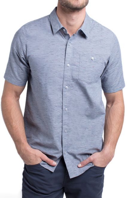 TravisMathew Men's Staccato Golf Shirt
