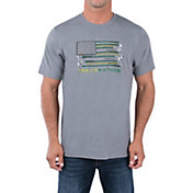 TravisMathew Men's The Stashe Golf T-Shirt