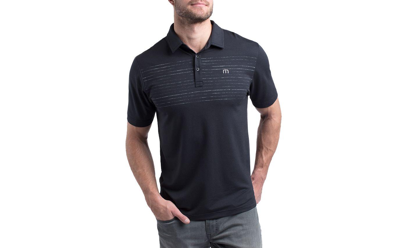 TravisMathew Men's Toastin Golf Polo