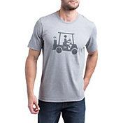 TravisMathew Men's Vangerine Golf T-Shirt