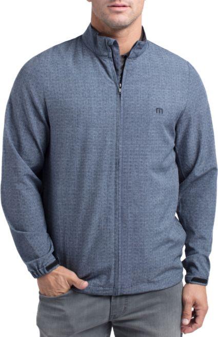 TravisMathew Men's Wolf Pack Golf Jacket
