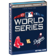 2018 World Series Champions Boston Red Sox Collector's Edition Blu-Ray