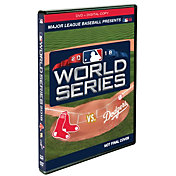 2018 World Series Champions Boston Red Sox Film DVD