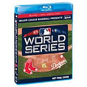 2018 World Series Champions Boston Red Sox Film DVD & Blu-Ray Combo