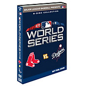 2018 World Series Champions Boston Red Sox Collector's Edition DVD