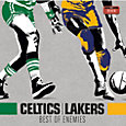 ESPN Films 30 for 30: Celtics/Lakers - Best of Enemies DVD
