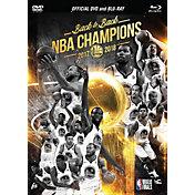 2018 NBA Champions Golden State Warriors DVD & Blu-Ray Combo