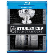 2018 Stanley Cup Champions Washington Capitals DVD & Blu-Ray Combo