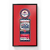 That's My Ticket 2018 World Series Champions Boston Red Sox Single Ticket Frame