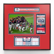 That's My Ticket 2018 World Series Champions Boston Red Sox Ticket Frame Jr.