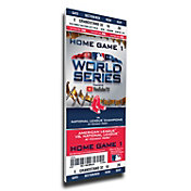 That's My Ticket 2018 World Series Champions Game 1 Boston Red Sox Framed Mega Ticket