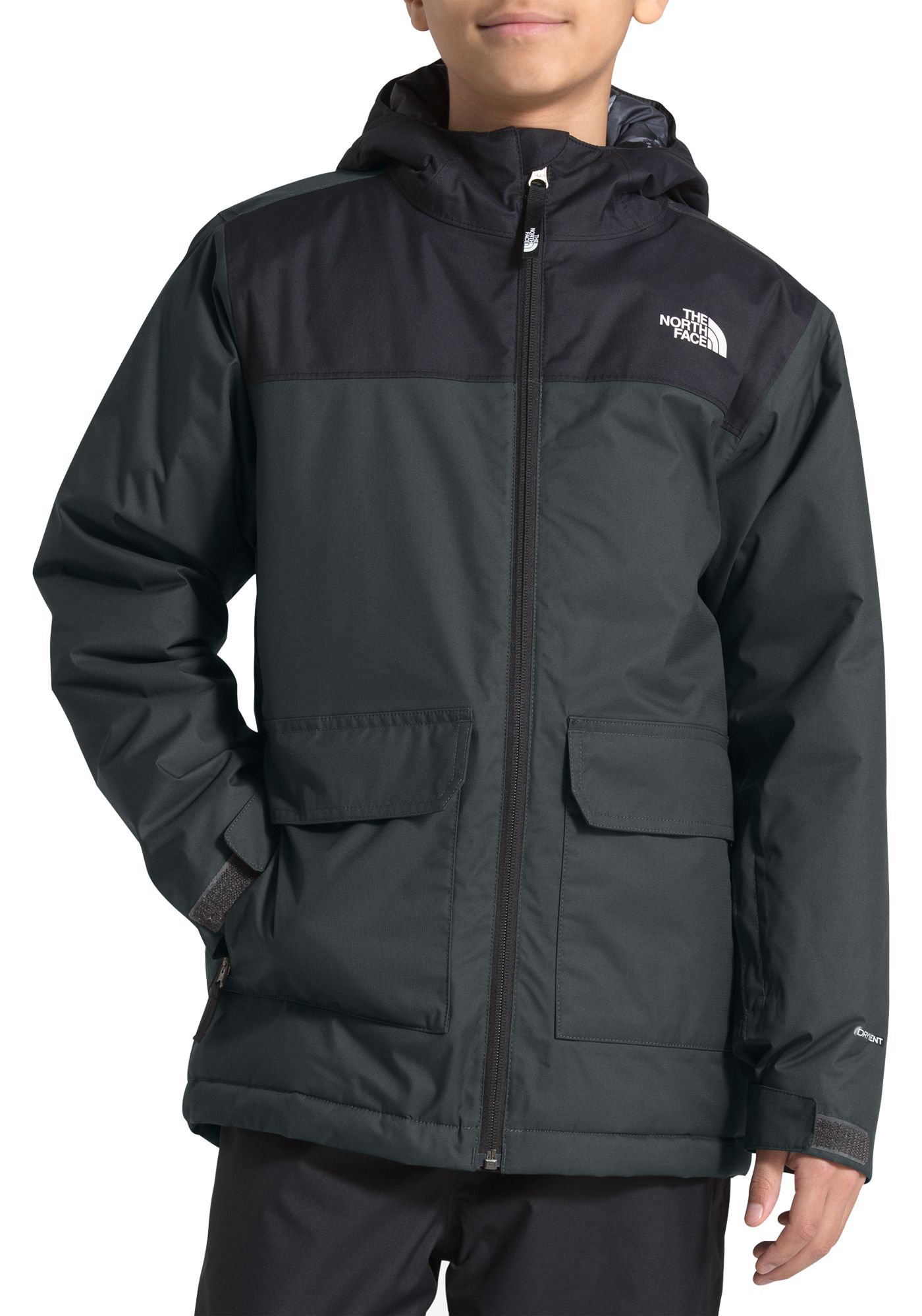 The North Face Boys' Freedom Insulated Jacket