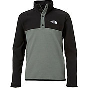 The North Face Boys' Glacier Snap Fleece Jacket