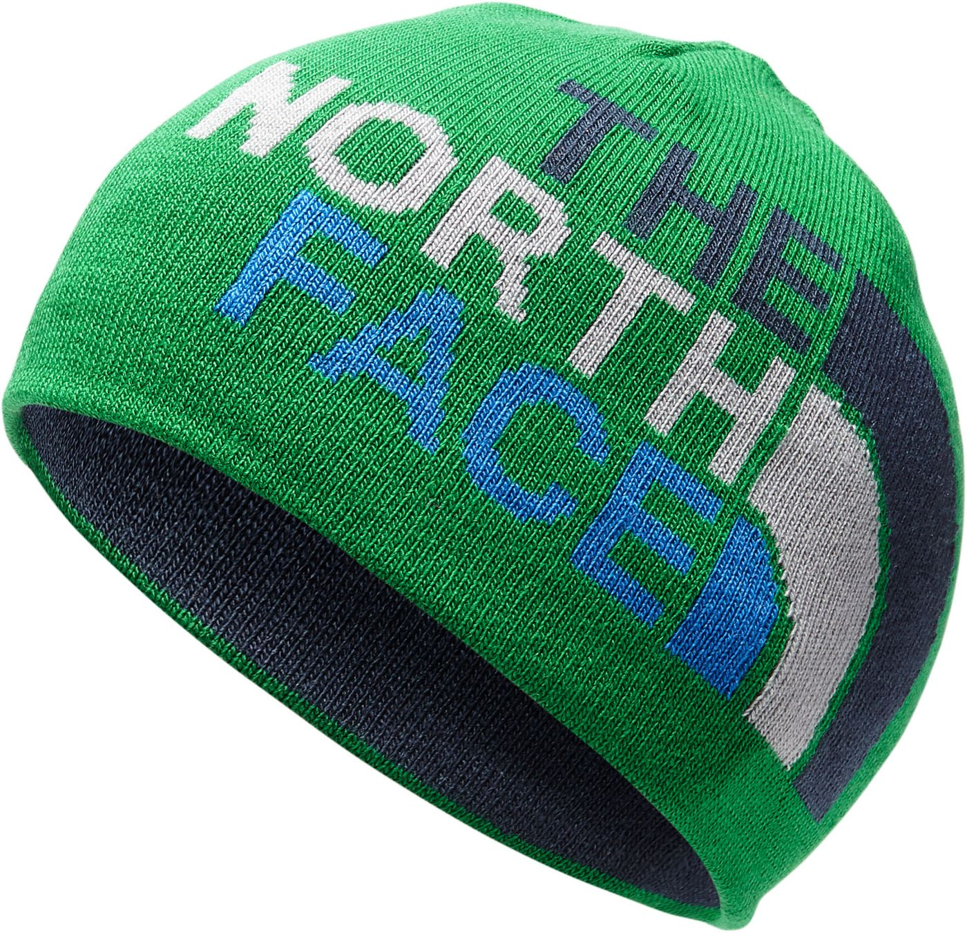 The North Face Youth Anders Reversible Beanie