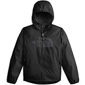 The North Face Boy's Flurry Hooded Windbreaker Jacket