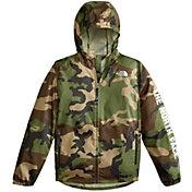 The North Face Boy's Flurry Hooded Windbreaker Jacket