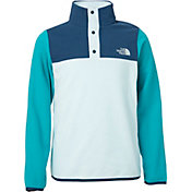 The North Face Girls' Glacier Snap Fleece Jacket