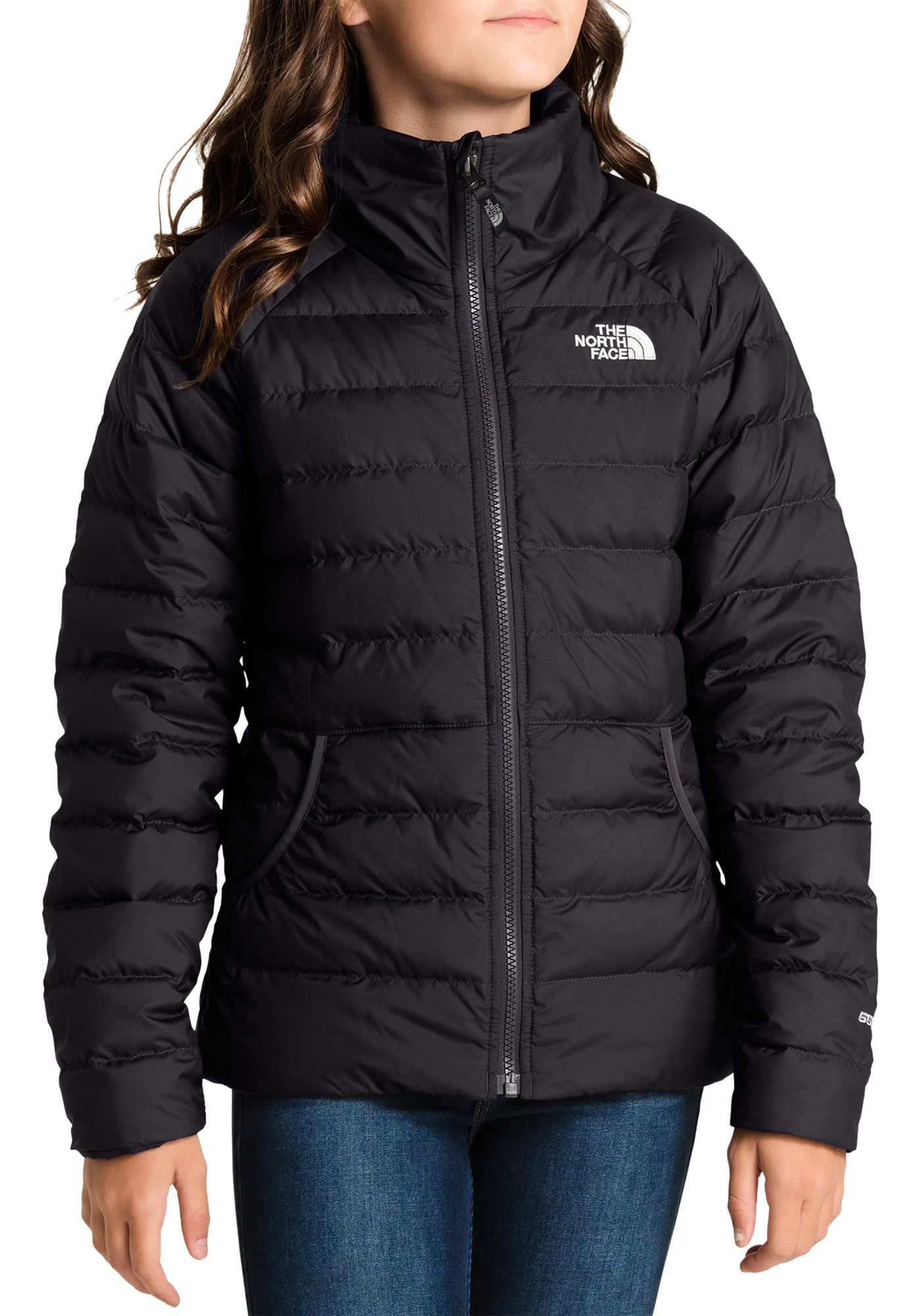 The North Face Girls' Alpz Down Jacket