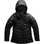 The North Face Girls' Mossbud Swirl Insulated Parka